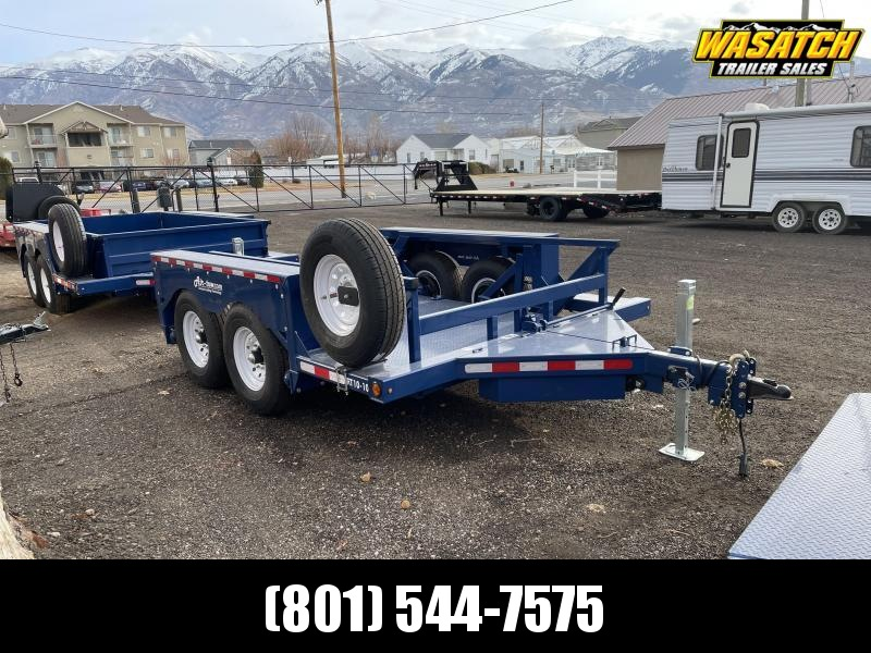 "2021 Air Tow 6'3""x10' (T10-10) Equipment Trailer"