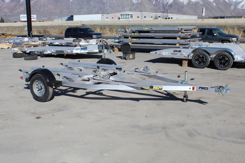 Aluma PWC-2 Aluminum Watercraft Trailer