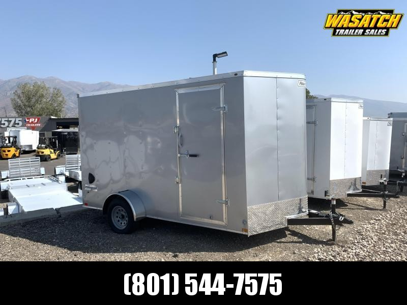 Haulmark 7x12 Passport Deluxe Enclosed Cargo w/ Ramp