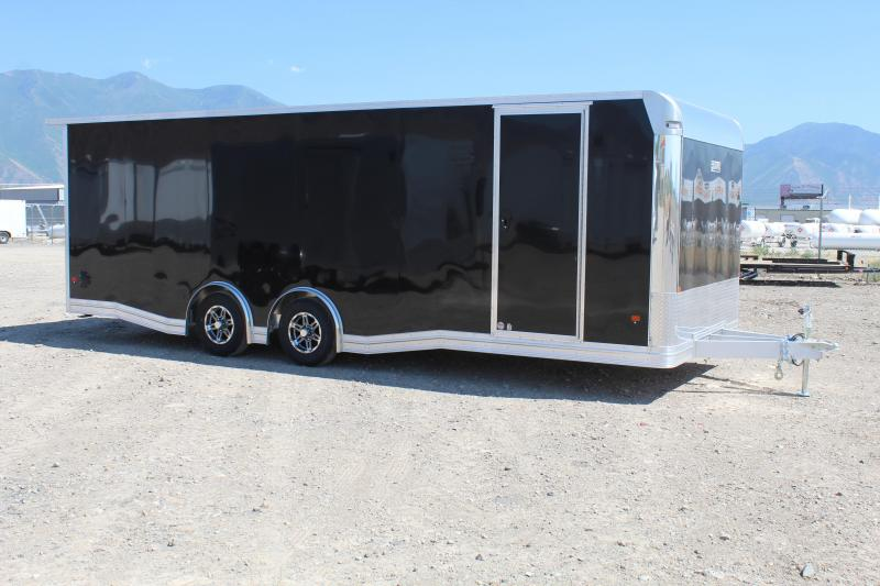 EZ Hauler 85x24 Aluminum Car / Racing Trailer