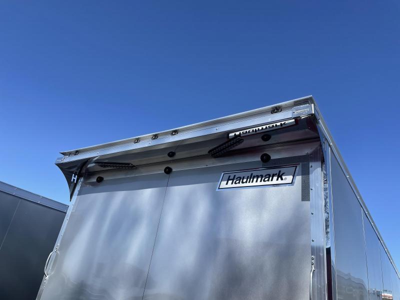 Haulmark 8.5x28 Edge Car / Racing Trailer