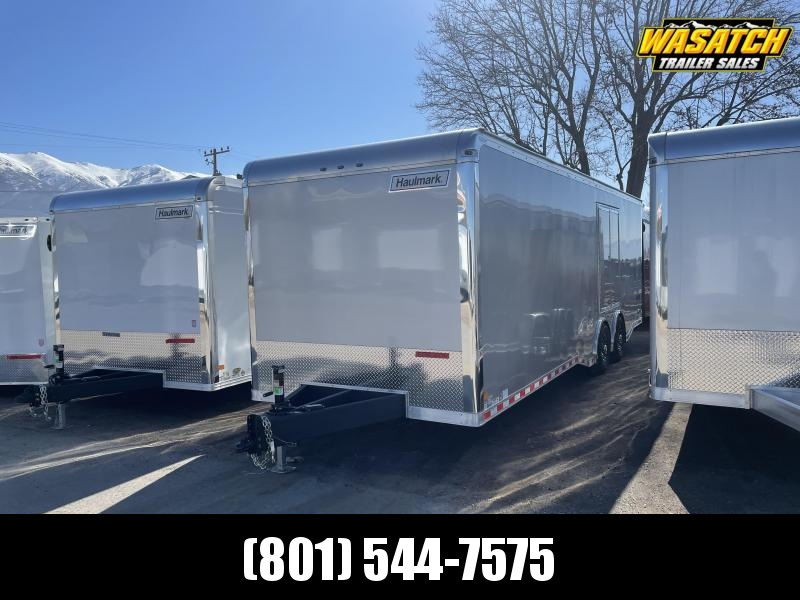 Haulmark 8.5x28 Edge Car / Racing Trailer