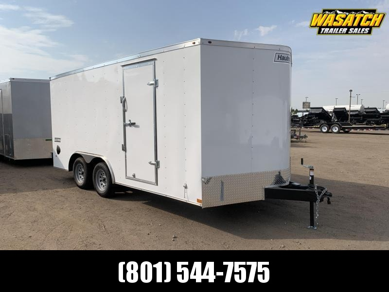 Haulmark 8.5x16 Passport Enclosed Cargo w/ Ramp