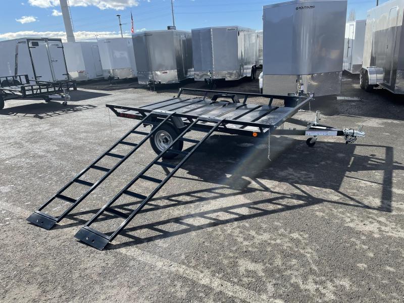 Echo 6x9 Elite 2-Place Steel ATV Utility