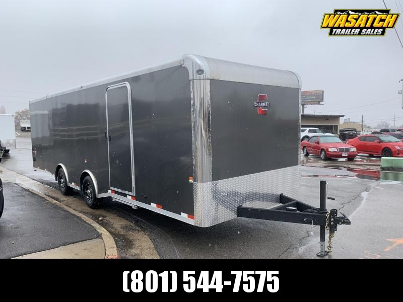 ***Charmac 100x28 ft Legend Car / Racing Trailer***