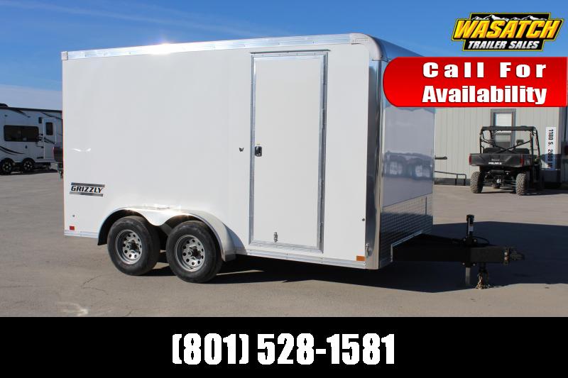 Haulmark 7x14 HD Grizzly Enclosed Cargo Trailer