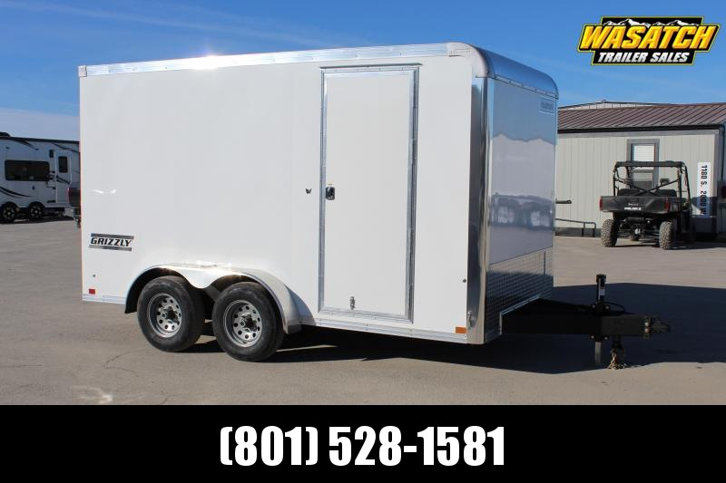 Haulmark 7x14 HD Grizzly Enclosed Cargo Trailer