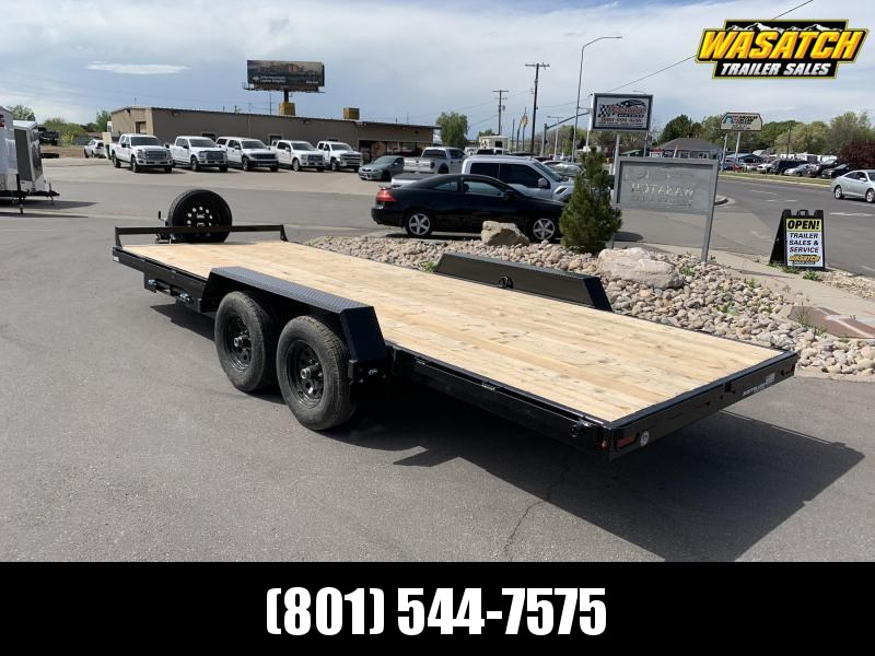 Southland 20' Car Hauler Flatbed / Flatdeck / Equipment