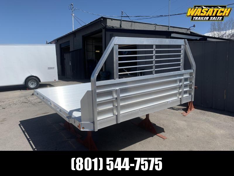 Aluma 7.5x106 Aluminum Truck Bed