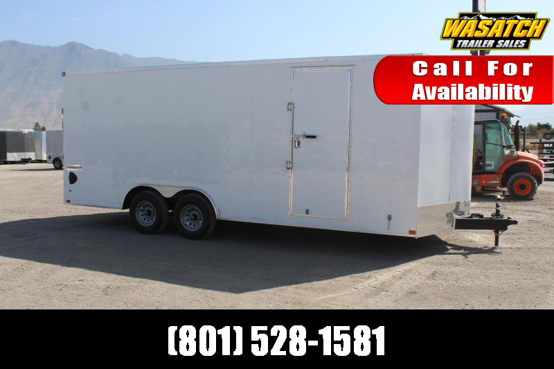 Haulmark 85x20 Passport Deluxe Car / Racing Trailer