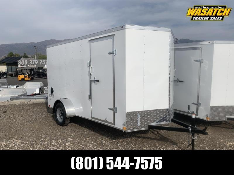 Haulmark 6x12 Passport Deluxe w/ Ramp Enclosed Cargo