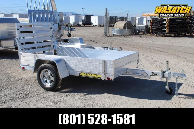 Aluma 548 Aluminum Utility Trailer