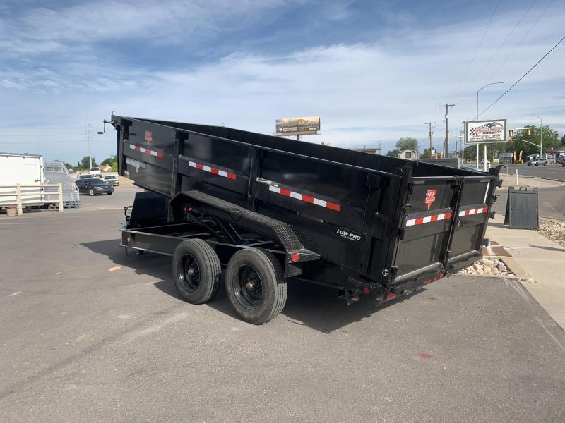 PJ 7x16 - HD Low-Pro Dump (DE)
