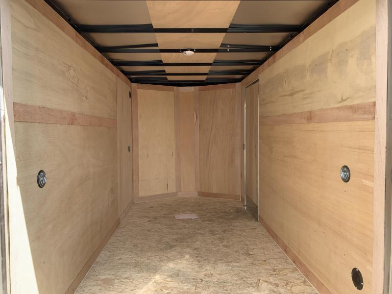 ***Haulmark 6x12 Passport Cargo w/ Barn Doors***