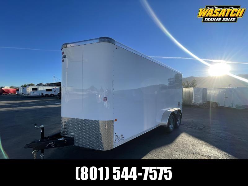 Charmac - Standard Duty - 7x16 - Tandem 5.2k - Enclosed Cargo Trailer