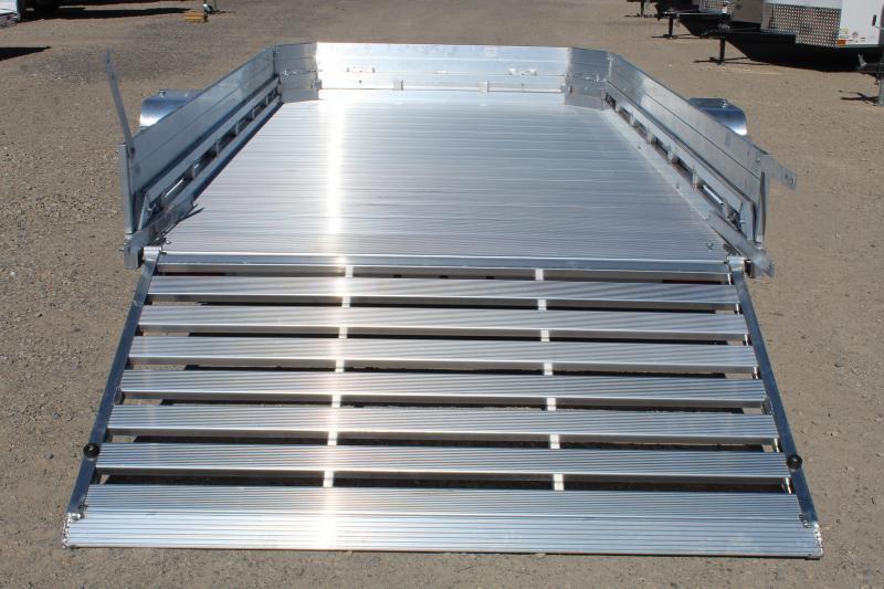 ***Aluma 7712H Aluminum Utility Trailer***