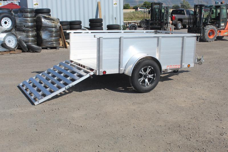 Primo 5x8 Aluminum Utility Trailer