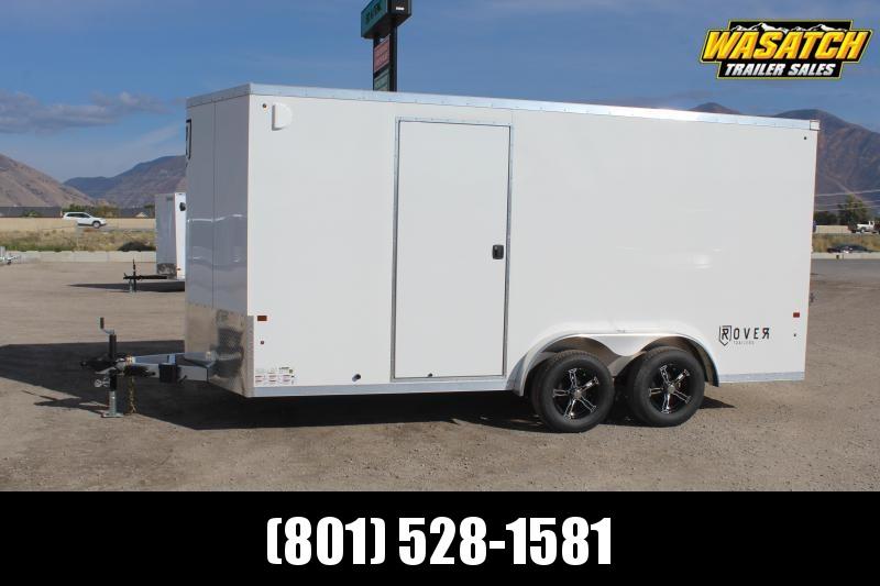 Rover Trailers 7.5x16 Aluminum Enclosed Cargo Trailer