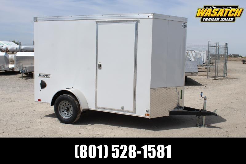 Haulmark 6x12 Transport Enclosed Cargo Trailer