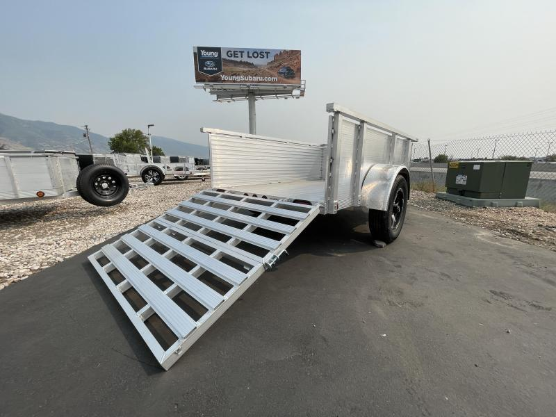 "Primo - 5x8 - 26"" Sides - Aluminum - Utility Trailer"