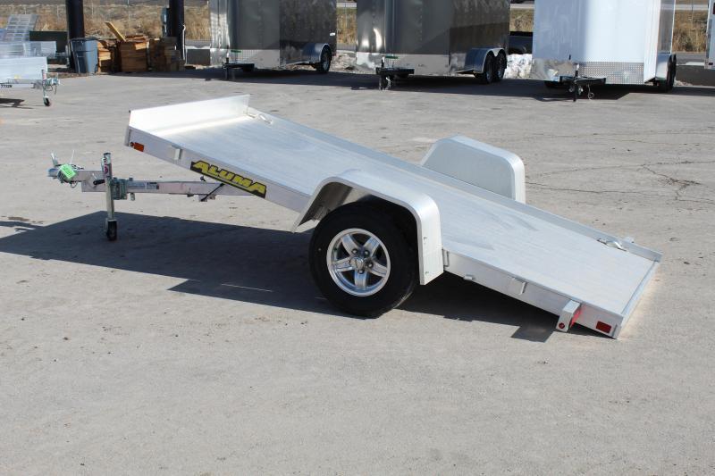 Aluma 5410 Aluminum Tilt Utility Trailer