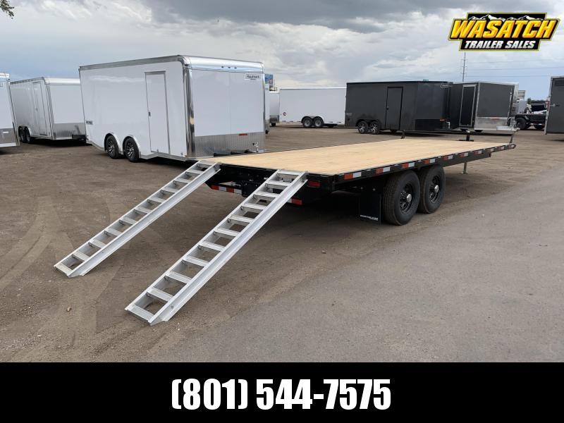 Southland 22' Deckover Flatbed / Equipment / Flatdeck