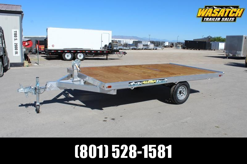 Aluma 8412 Aluminum Raft Watercraft Trailer