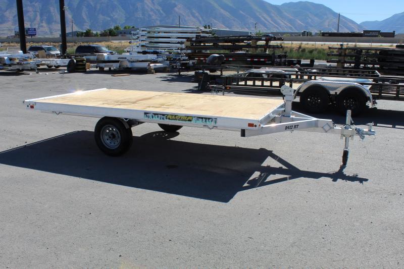 Aluma 8412 Aluminum Raft Watercraft Trailer