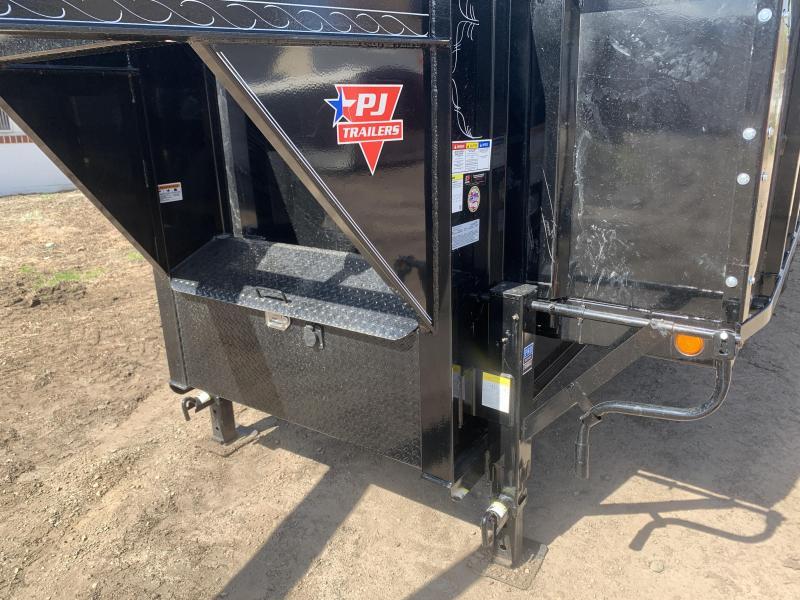 PJ 20ft Tandem Dual Dump (DD)