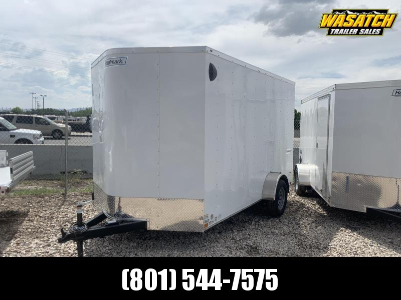 Haulmark 7x12 Passport Deluxe Enclosed Cargo