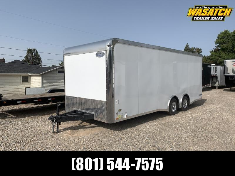Continental Cargo 22' Enclosed Cargo / Car Hauler