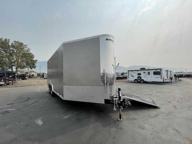 Southland - Royal - 8x22 - Allsport - Snowmobile Trailer