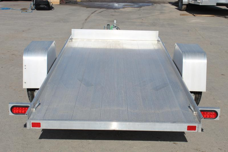 Aluma 5410 Tilt Aluminum Utility Trailer