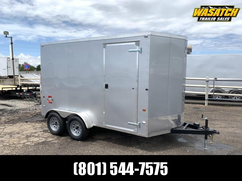 Charmac 7x12 Atlas Enclosed Cargo