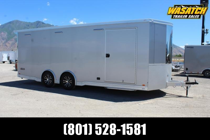 inTech Trailers 85x22 Car / Racing Trailer