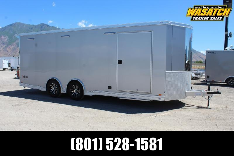 ***inTech Trailers 85x22 Car / Racing Trailer***