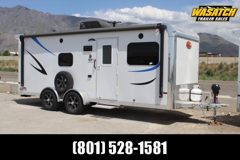 Sundowner Trail Blazer 2069 Aluminum Travel Trailer RV @ Cost