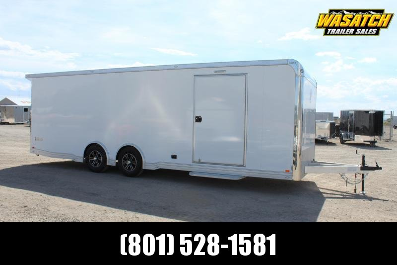 ***inTech Trailers 85x26 iCon Car / Racing Trailer***