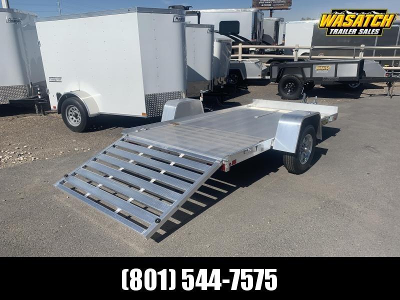 "Aluma - 6310 - 5'3""x10' - Aluminum - Utility Trailer"