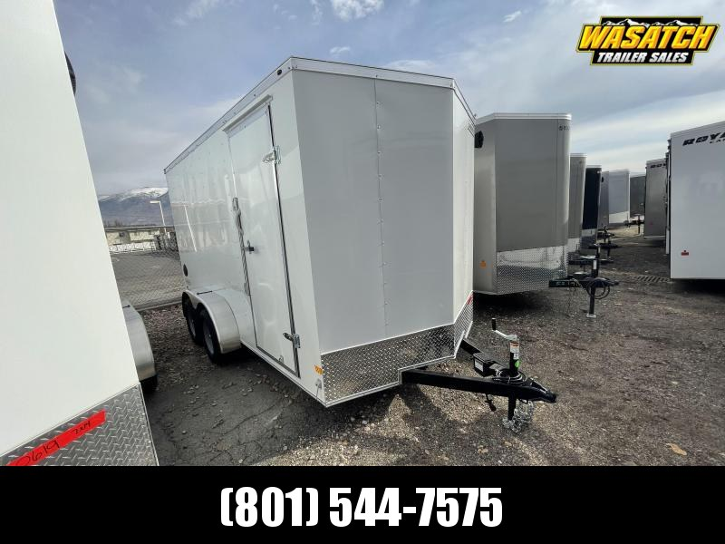 Haulmark 7x14 Passport Deluxe Enclosed Cargo