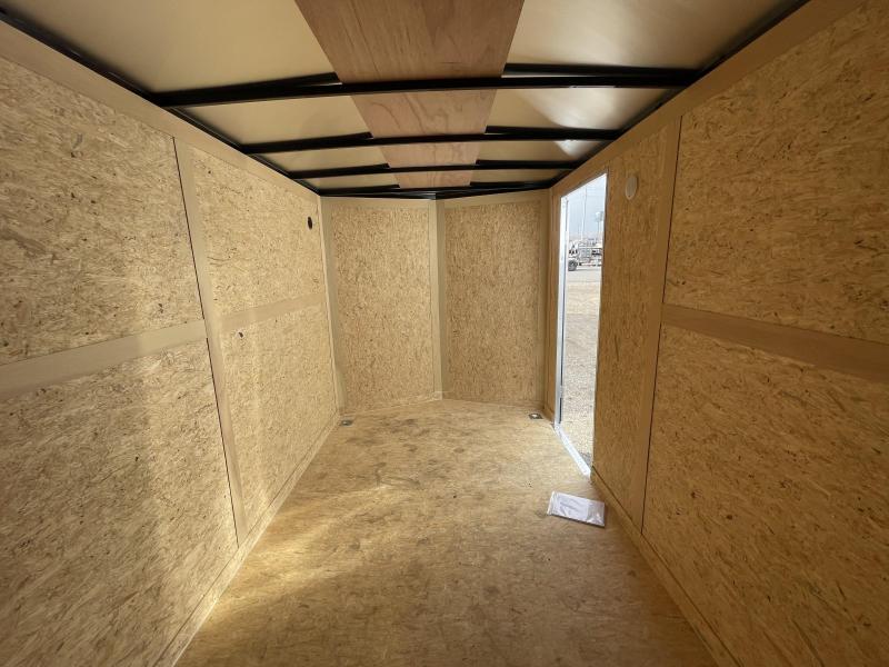 Haulmark 7x14 Passport Deluxe Enclosed Cargo