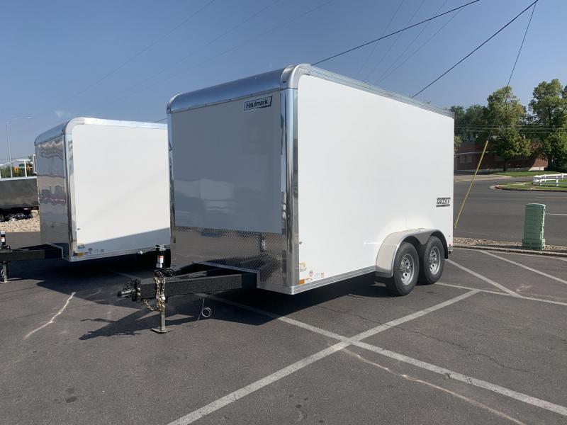 Haulmark 7x14 Heavy Duty Grizzly Cargo w/ Ramp
