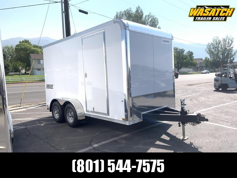 Haulmark 7x14 Heavy Duty Grizzly Cargo w/ Ramp