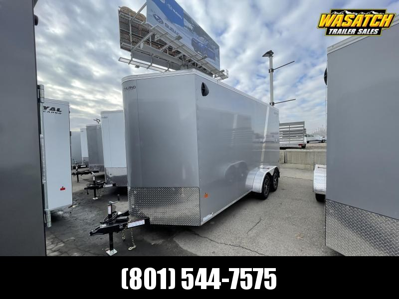 Southland 7x16 Lightning Enclosed Cargo