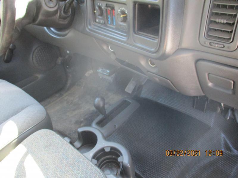 2007 Chevrolet SILVERADO Truck