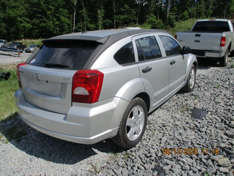 2008 Dodge CALIBER SXT Car