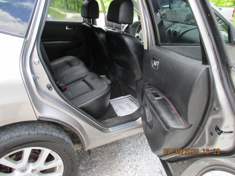 2012 Nissan ROGUE S AWD SUV