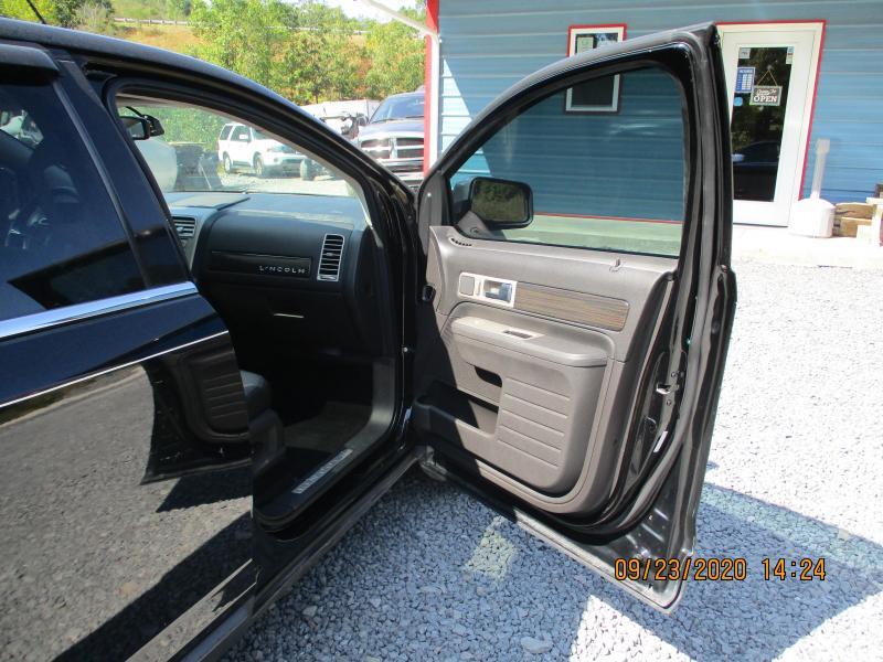 2007 Lincoln MKZ SUV