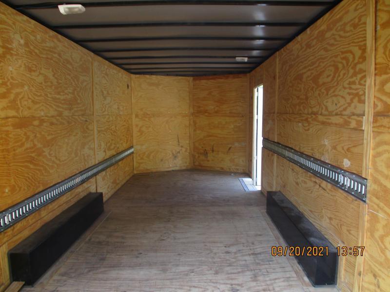 2017 Cynergy Cargo ADVANCED CCL8.520TA2 Enclosed Cargo Trailer