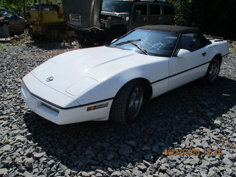 1990 Chevrolet CORVETTE BASE Car